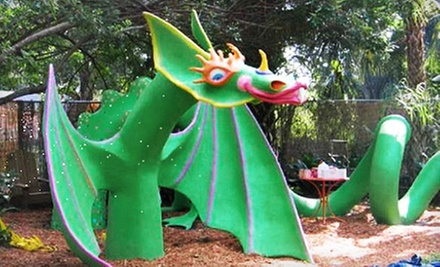 $16 for Outing for Four to Sarasota Children's Garden (Up to $40 Value)