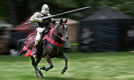 Entry for One or Two and VIP Packages at Canterbury Renaissance Faire (Up to 57% Off). 10 Options Available.