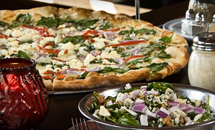 Pizza, Subs, and Pasta at Pizza 1 (Half Off). Three Options Available.