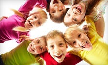 Play Birthday-Party Package for Up to 10 or 16 Kids at Sapora Playworld (51% Off)
