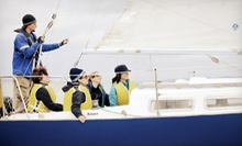 $245 for a Two-Day, 12-Hour Basic Keelboat Sailing I Class from San Francisco Sailing School (Up to $490 Value)