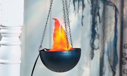 Candeeiro em forma de chama por 14,99€