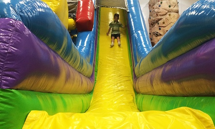 5 or 10 Open Play Sessions at Bounce 'N Play (Up to 46% Off)