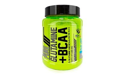 Pure Glutamina + BCAA disponível em dois sabores por 29,90€