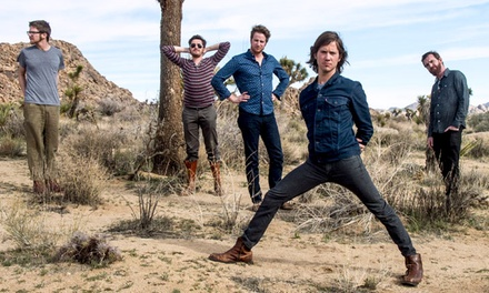Ones to Watch with Skype Presents: Moon Taxi – Animal Style Tour on Monday, October 6 (Up to 51% Off)