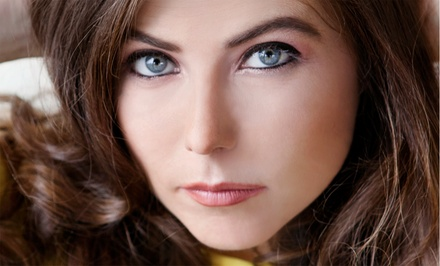 Facials and DiamondTome Microdermabrasion at Blue Divine Aesthetics (Up to 60% Off). Three Options Available.