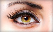 Full Set of Eyelash Extensions with an Optional Two-Week Touchup at Essentials Hair Salon (Up to 76% Off)