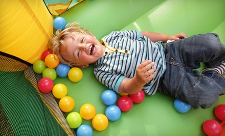 10 Open-Play Visits Monday–Friday, or Weekend or Weekday Party for Up to Six Kids at Fun Forest (Up to 56% Off)