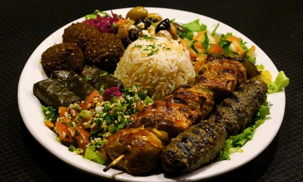 Buffet or Middle Eastern Food at Jerusalem's Restaurant (Up to 44% Off). Three Options Available.