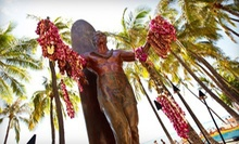 Oahu Grand Circle Island Tour for One Child or One, Two, or Four Adults from Polynesian Adventure Tours (Up to 59% Off)
