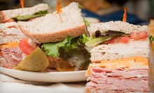 $10 for $20 Worth of New York-Style Deli Cuisine at Elijahs Restaurant