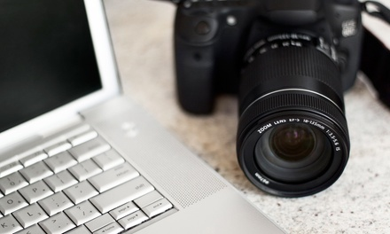 1, 2, or 4 Groupons, Each Good for One Online Photography or Adobe Class from Photo Art Studio (Up to 95% Off)