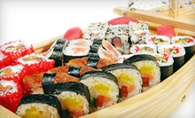 $10 for $20 Worth of Japanese Food at Sasu Sushi