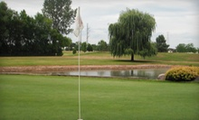 9-Hole Round of Golf for Two or Four at Golf Course at Water's Edge in Marengo (Up to 52% Off). Four Options Available.