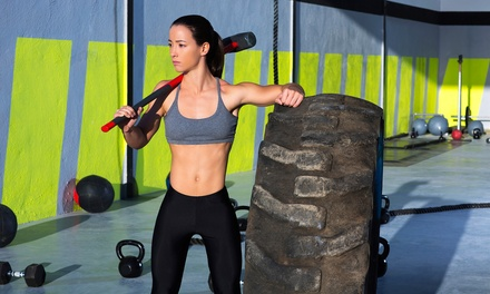 One or Two Months of Classes with Optional Private Sessions at CrossFit Execution (Up to 73% Off)
