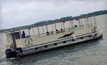 Two-Hour Boat Tour for Two or Four from Rusty Anchor (Up to 51% Off)