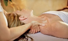 $37 for a Deep-Tissue Massage with Reflexology for New Clients Only at Wellville Massage & Healing Arts ($77 Value)