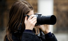 Three-Hour Photography Workshop for One or Two from Cleveland Photography (Up to 63% Off)