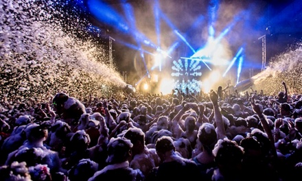 Foam Wonderland feat. Chainsmokers at National Western Complex on Saturday, June 13 (Up to 34% Off)