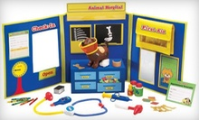 Books, Games, and Educational Materials at Adventures in Learning (Half Off). Two Options Available.
