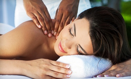 One or Three 60-Minute Swedish Massages at A Healing Touch Massage Therapy (Up to 53% Off)