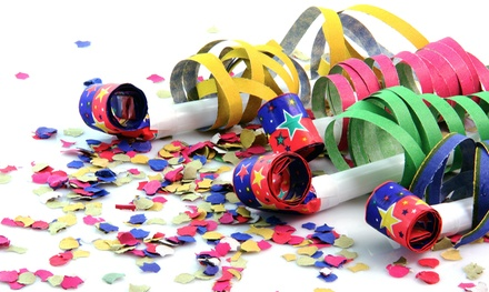 $25 for $40 Worth of Party Supplies from Shindigz
