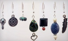 Earring-Making Class for One or Two at Ambrosia Bead Shop (Up to 62% Off)