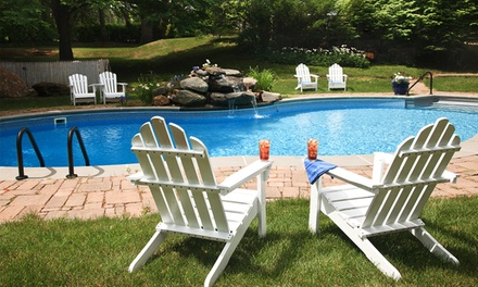 groupon daily deal - 2-Night Stay for Two in Any Main Inn or Carriage House Room at Hampton Terrace Bed and Breakfast Inn in Lenox, MA