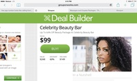 GROUPON: Up to 73% Off Hair Services  at Celebrity Beauty Bar Celebrity Beauty Bar