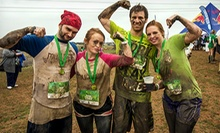 Entry to 5K Mud Run for One, Two, or Four from The National MudRunners Association on Saturday, May 4 (Up to 54% Off)