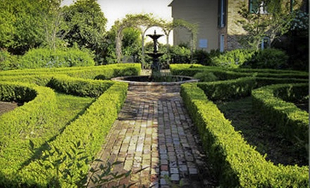 Guided Walking Tour of Beauregard-Keyes House for Two or Four (Up to Half Off)