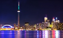 Harbour Lunch or Dinner Cruise with Meal Included at Toronto Cruise Lines (59% Off)