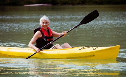 $10 for $20 Worth of Cycle and Watercraft Rentals from Wheel Fun Rentals