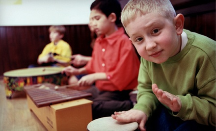 Kids' Summer Camp Classes at Musikgarten of Lexington (Up to Half Off)