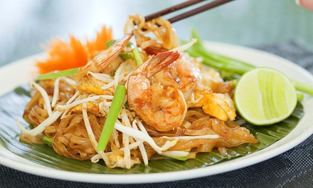 $15 for $25 Worth of Thai Food at Tida Thai