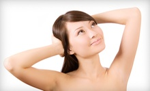 Six Laser Hair-Removal Treatments on Small, Medium, or Large Area at Coastal Medical of East Greenwich (Up to 81% Off)