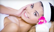 Express Facial with Optional Glycolic Peel or Foot Massage at The Haven Spa &amp; Wellness Center (Up to 59% Off)