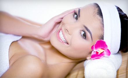 Express Facial with Optional Glycolic Peel or Foot Massage at The Haven Spa & Wellness Center (Up to 59% Off)