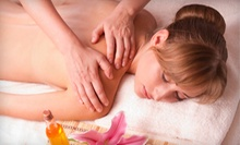 One or Three 60-Minute Deep-Tissue Massages from GiGi at Downtown Salon Suites (Up to 57% Off)