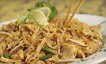 Asian Food at Noodles (Up to 60% Off). Three Options Available.
