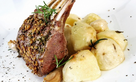 $45 for $75 Worth of Steak-House and Seafood Cuisine at The Van's Restaurant 'On The Hill'