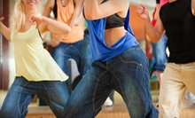 5 or 10 Zumba Classes from Alexandria at Zumba Zone Studios (Up to 57% Off)