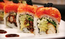 Sushi and Japanese Cuisine for Lunch or Dinner or Hibachi Dinner at Kenji Hibachi and Sushi Bar (Half Off)