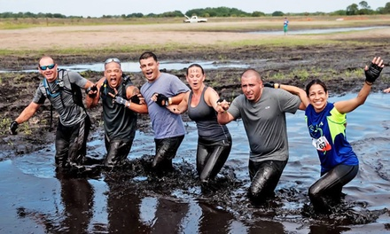 Admission to Tough Mudder on Saturday, March 14, 2015 ($41.57 Off). Sunday Date Also Available.