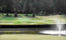 18-Hole Round of Golf for Two or Four with Cart Rental at Timberlake Country Club (Up to 55% Off)