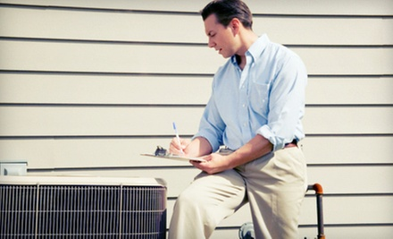 Cleaning and Inspection of Heating Unit, AC Unit, or Both from Sal&#x27;s Heating &amp; Cooling, Inc (Up to 55% Off)