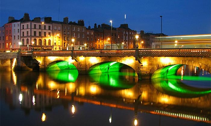 Liffey College - Dublin: Dublino, Liffey College - Fino a 4 settimane di corso d'inglese per una persona con sistemazione in ostello da 169 €