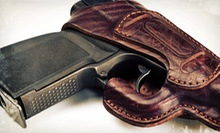 Concealed-Handgun-Permit Class for One or Two at Liberty Firearms Instruction (Up to 57% Off)