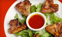 $15 for $30 Worth of Jamaican Cuisine at De Palm Tree Restaurant
