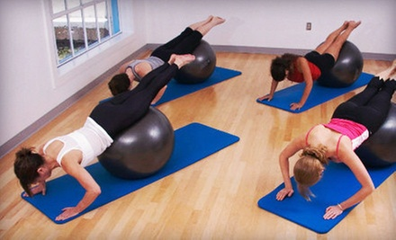 Four or Eight Private Pilates Reformer Classes at Simply Balanced (Up to 68% Off)